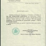 certyfikat-kosendiak-zaświadczenie