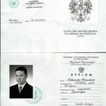 dyplom-ukończenia-studiów-kosendiak